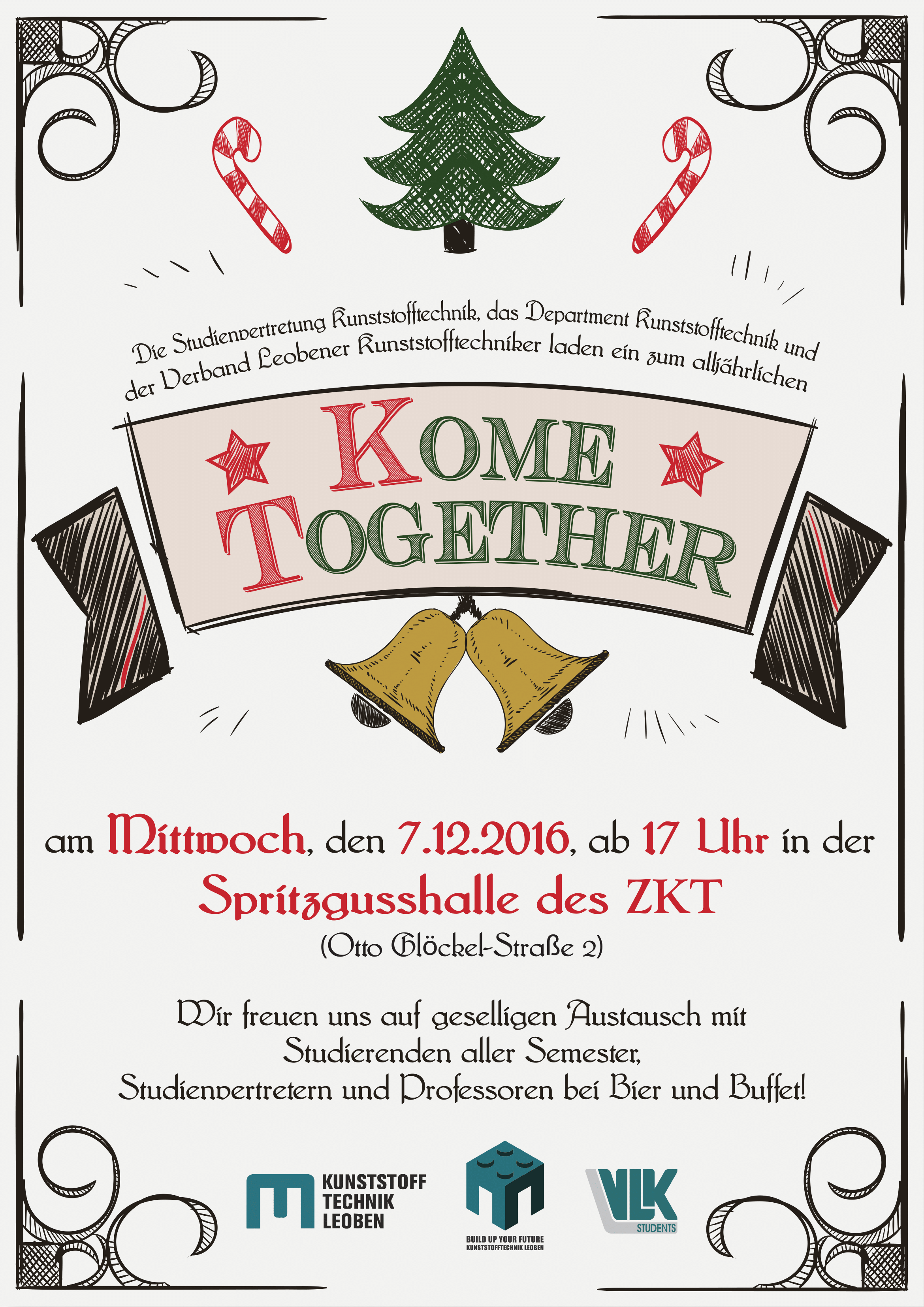 Plakat KomeTogether